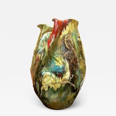 Nicola Ciavardoni Large Ceramic Vase