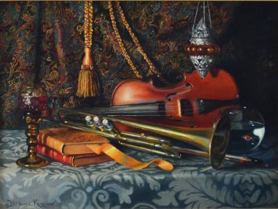Nicole Klassen Baroque Duet
