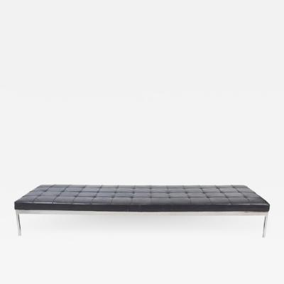 Nicos Zographos Nicos Zographos Daybed Leather and Steel