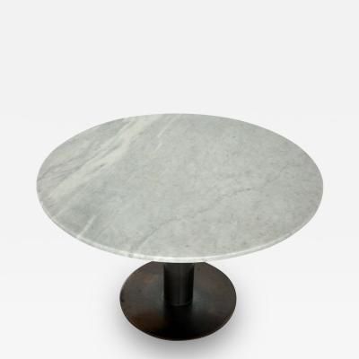 Nicos Zographos Nicos Zographos Dining Table with Bronze Base