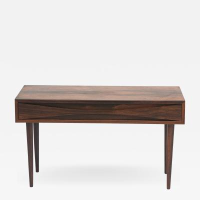 Niels Clausen ROSEWOOD CHEST OF DRAWERS BY NIELS CLAUSEN