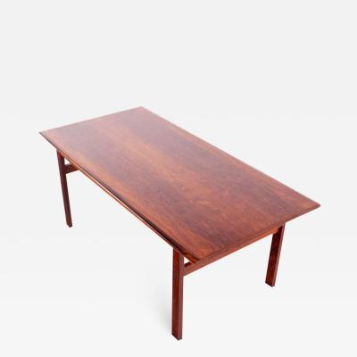 Niels Eilersen Rosewood CAPELLA Coffee Table Illum Wikkelso