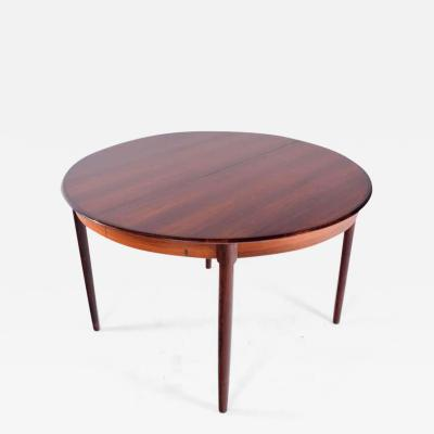 Niels Otto M ller Midcentury Rosewood Dining Table Model 15 by Niels Moller for J L M ller