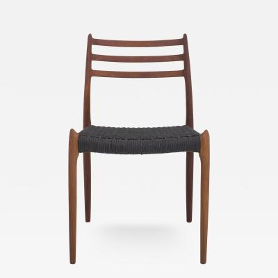 Niels Otto M ller NO 78 Dining Chair
