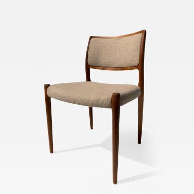 Niels Otto M ller Niels Moller Teak Dining Chair