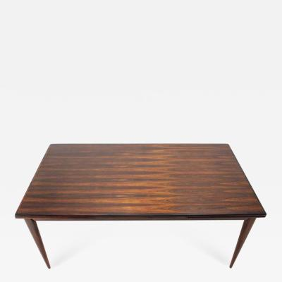 Niels Otto M ller Niels Otto M ller Large Model 254 Palisander Dining Table For J L M llers