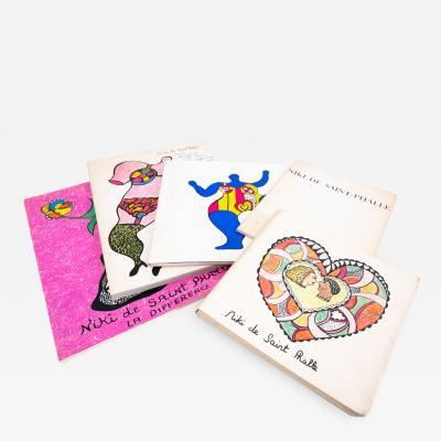 Niki de Saint Phalle Group of Niki de Sainte Phalle books