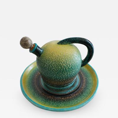 Nikolay Diulgheroff Teapot By Nicolaj Diulgheroff for MGA