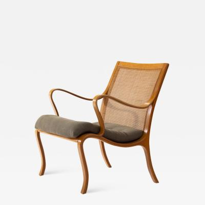 Nils Rooth Nils Rooth Vienna Beech Chair Sweden 1975