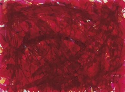 Norman Bluhm Untitled 1955
