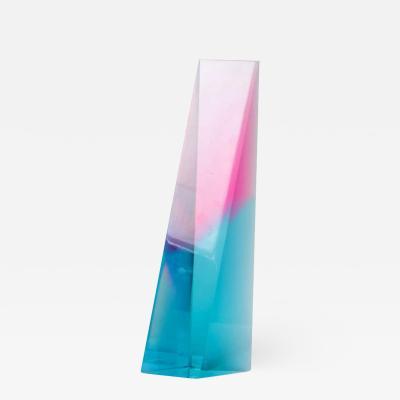 Norman Mercer Norman Mercer Lucite Blade Sculpture