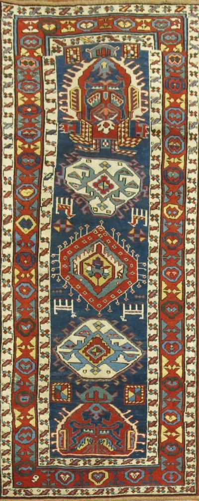 Northwest Persian Heriz Runner rug no j1539