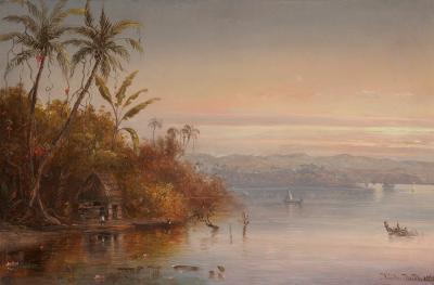 Norton Bush Tropical Sunset