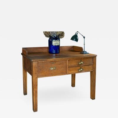 Oak Drapers Table