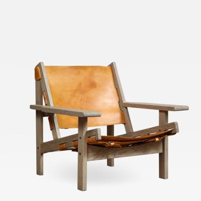 Oak Safari Chair