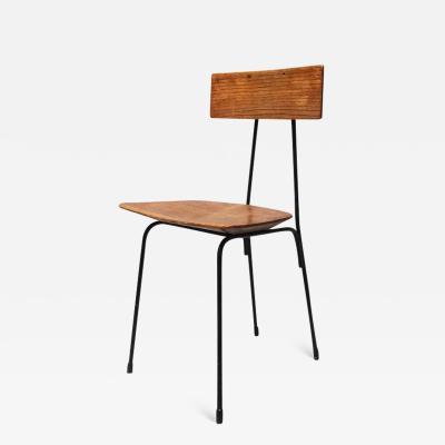 Oak chair 1960s