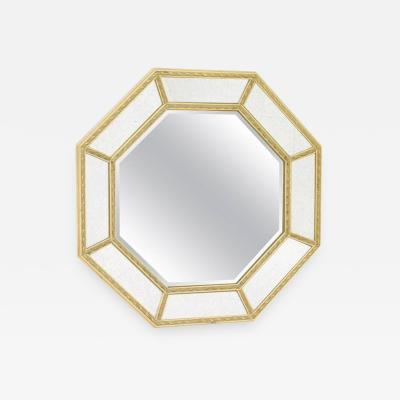 Octagonal Mirror from the 1960s