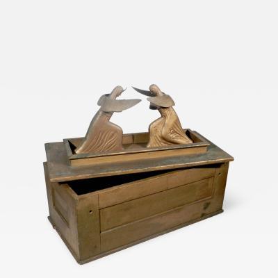 Odd Fellows Ark of the Covenant