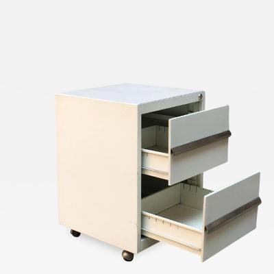 Office drawer on wheels 1960s