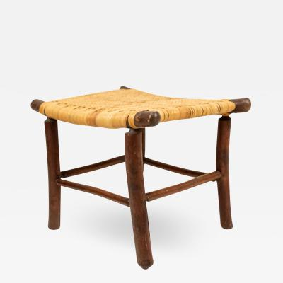 Old Hickory Woven Saddle Seat