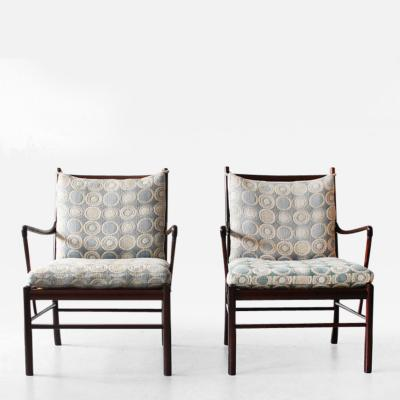 Ole Wanscher Colonial Chairs PJ149