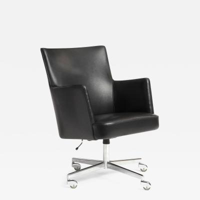 Ole Wanscher Desk Chair by Ole Wanscher