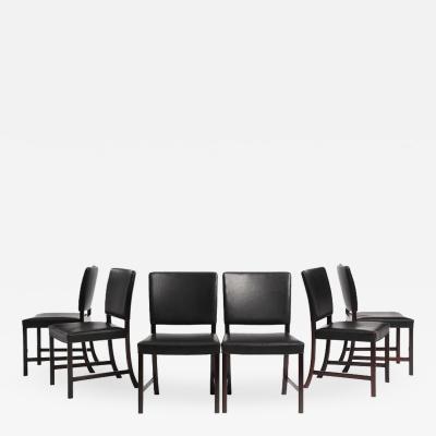 Ole Wanscher Dining Chair by Ole Wanscher