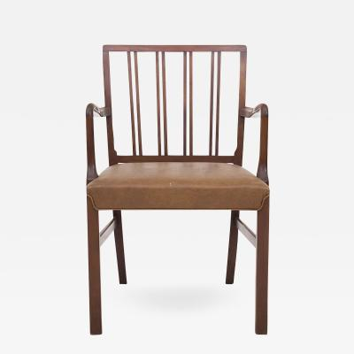 Ole Wanscher Dining Chair in Walnut