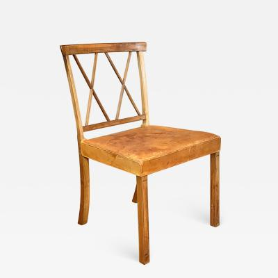 Ole Wanscher Fine Side Chair by Ole Wanscher and A J Iversen