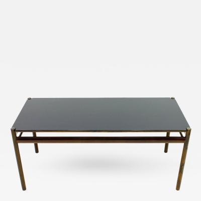 Ole Wanscher Flip Top Coffee Table by Ole Wanscher for Jeppesen Denmark 1960