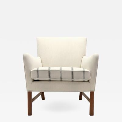 Ole Wanscher Lounge Chair by Ole Wanscher 1960