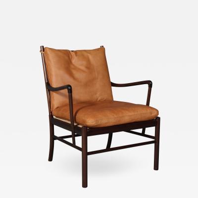 Ole Wanscher Ole Wanscher Armchair Colonial Chair model PJ 149