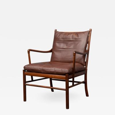 Ole Wanscher Ole Wanscher Colonial Armchair in Rosewood