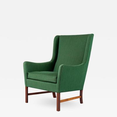 Ole Wanscher Ole Wanscher Lounge Chair