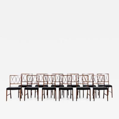 Ole Wanscher Ole Wanscher dining chairs