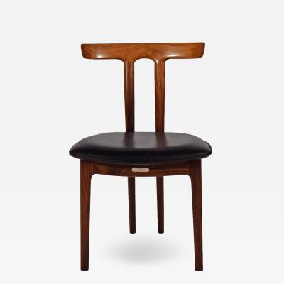 Ole Wanscher Ole Wascher T chair solid rosewood