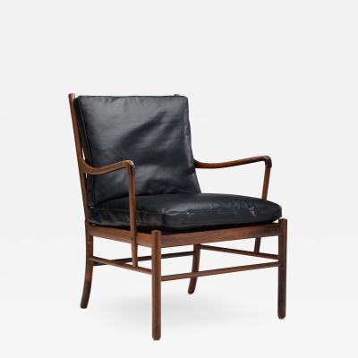 Ole Wanscher PJ 149 Colonial Armchair by Ole Wanscher for Poul Jeppesen M belfabrik