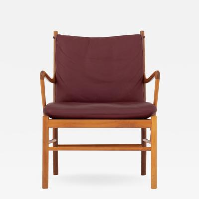 Ole Wanscher PJ 149 Colonial Chair in cherry