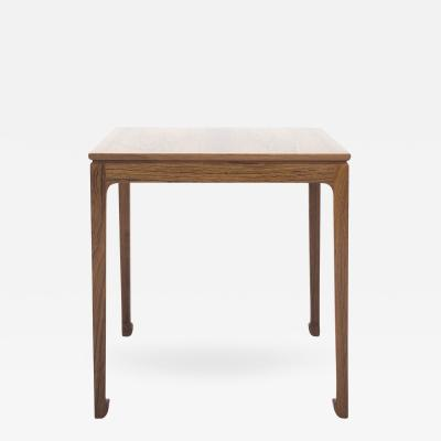 Ole Wanscher Side Table in Rosewood