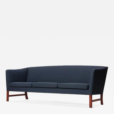 Ole Wanscher Tight Back Sofa