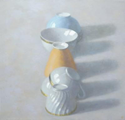 Olga Antonova Line Of Cups