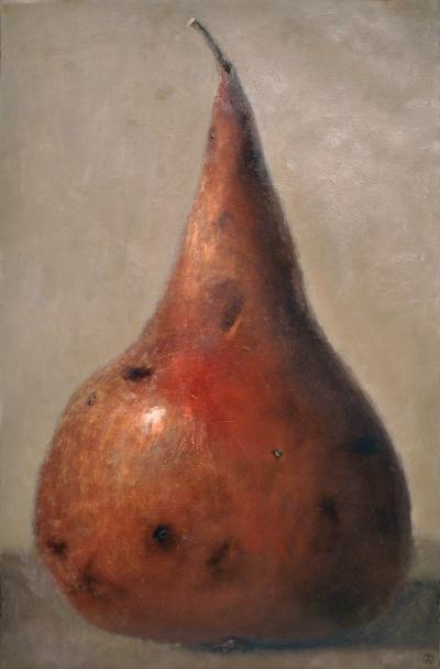Olga Antonova Red Pear
