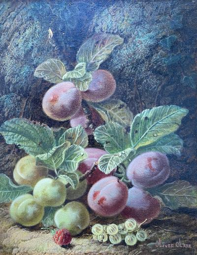 Oliver Clare Plums