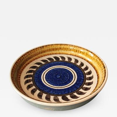 Olle Alberius Titus Ceramic Plate by Olle Alberius for R rstrand 1960s
