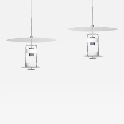 Olle Andersson Pair of Aurora Ceiling Lights by Olle Andersson