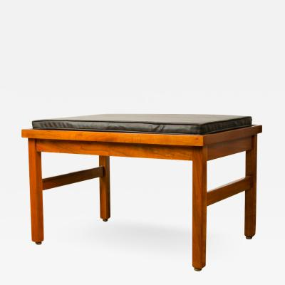 One Mid Century American of Martinsville bench American C 1950