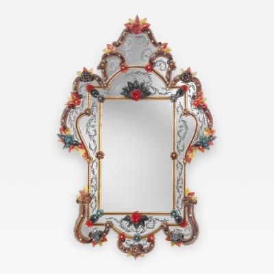 Ongaro Fuga Venetian Mirror