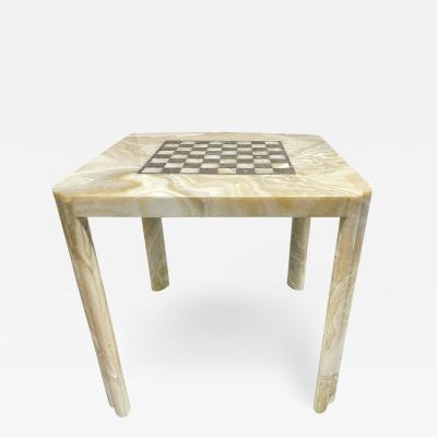 Onyx Game Table