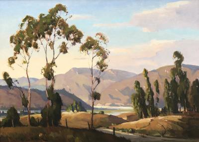 Orrin Augustine White Santa Paula Valley