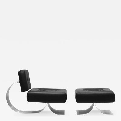 Oscar Niemeyer Re Issue Prototype Alta Chair